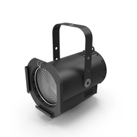 Fresnel Strand LED Light PNG & PSD Images