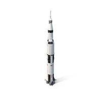 Saturn V Rocket PNG & PSD Images