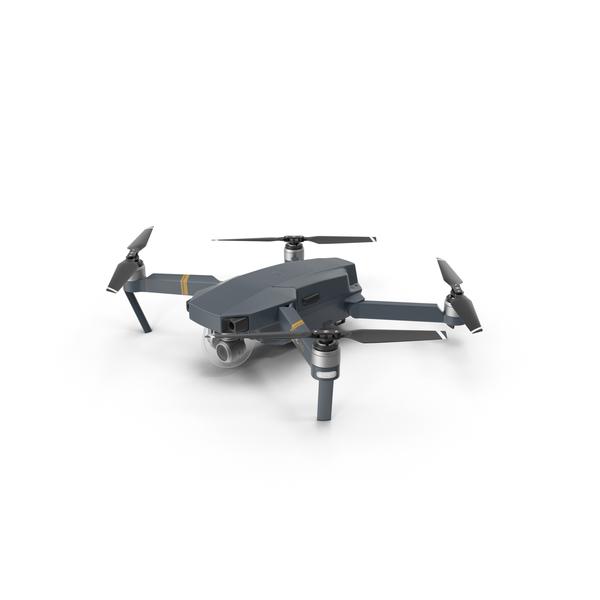 DJI Mavic Pro Drone Object