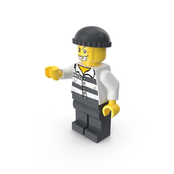 Lego Criminal Object