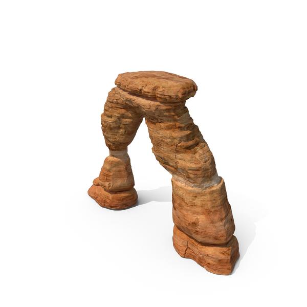 Desert Arch Object
