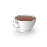 White Tea Cup PNG & PSD Images