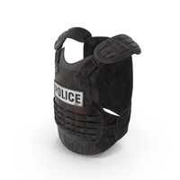 Bloody Riot Gear Vest PNG & PSD Images