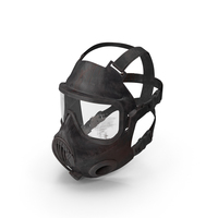 Bloody Riot Gas Mask PNG & PSD Images