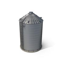 Farm Grain Storage Bin PNG & PSD Images