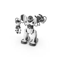 Robosapien Robot Toy PNG & PSD Images