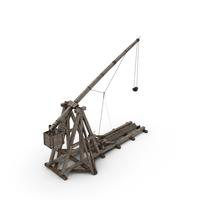 Medieval Trebuchet PNG & PSD Images
