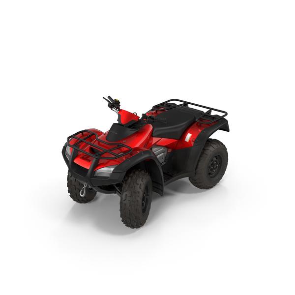 ATV Bike Generic Object