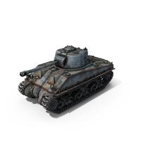 Sheman Tank PNG & PSD Images