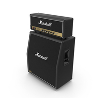 Marshall JCM 800 Stack PNG & PSD Images