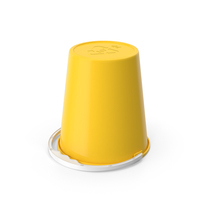 Kid's Plastic Bucket PNG & PSD Images