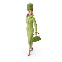 Classic Barbie Doll PNG & PSD Images