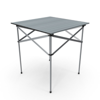 Aluminum Picnic Table PNG & PSD Images