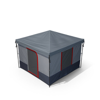 Cabin Camping Tent PNG & PSD Images