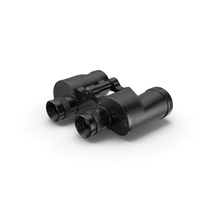 WWII US Binoculars PNG & PSD Images