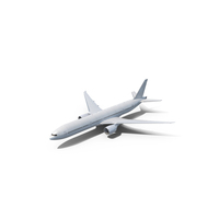Boeing 777-8x PNG & PSD Images