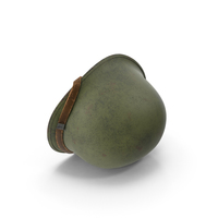M1 Combat Helmet (Without Cover ) PNG & PSD Images