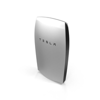 Tesla Powerwall Unit PNG & PSD Images