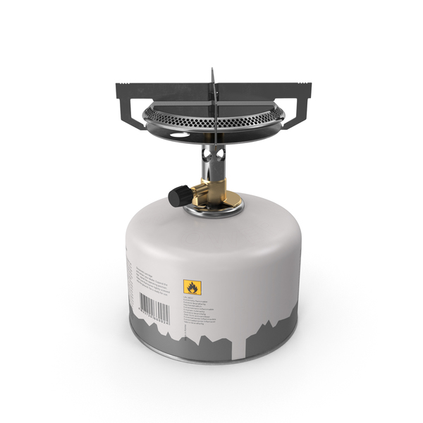 Camping Gas Stove PNG & PSD Images
