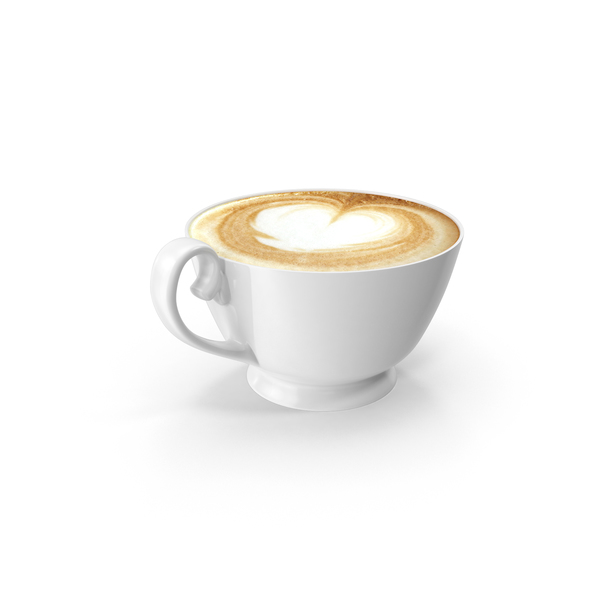 Сoffee Cappucino Cup PNG & PSD Images
