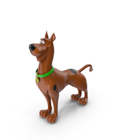 Scooby Doo PNG & PSD Images