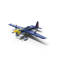 Edge 540 Race Aircraft Chambliss Scheme PNG & PSD Images