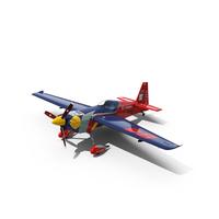 Edge 540 Race Aircraft McLeod PNG & PSD Images