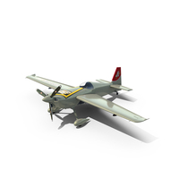 Edge 540 Race Aircraft Muroya Scheme PNG & PSD Images
