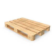Wood Euro Pallet PNG & PSD Images