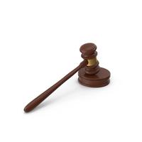 Judge Gavel PNG & PSD Images