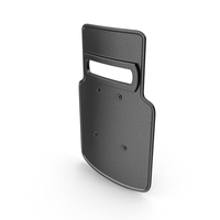 Police Ballistic Shield PNG & PSD Images