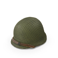 WWII Ranger Helmet PNG & PSD Images