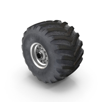 Monster Truck Wheel PNG & PSD Images