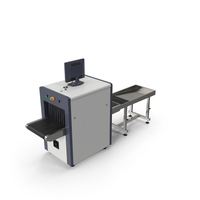 X-Ray Conveyor PNG & PSD Images
