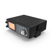 Police Radio PNG & PSD Images