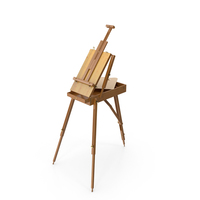 Professional Easel PNG & PSD Images