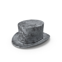 Classic Monopoly Top Hat Piece PNG & PSD Images