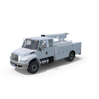 Service Truck PNG & PSD Images
