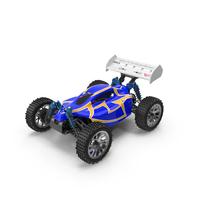 HSP RC Car Buggy PNG & PSD Images
