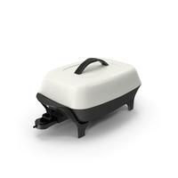 Ceramic Electric Skillet PNG & PSD Images
