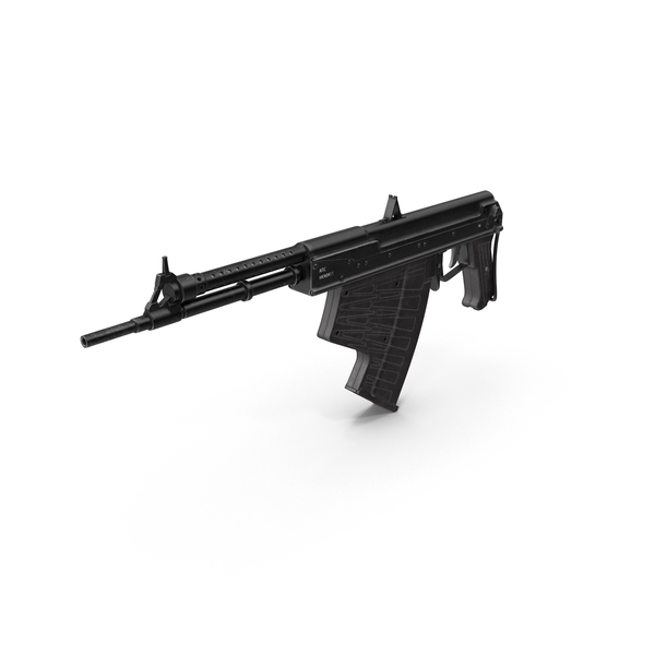 Underwater Rifle APS PNG & PSD Images