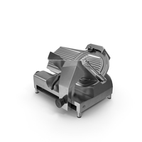 Avantco Manual Gravity Feed Meat Slicer PNG & PSD Images