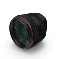 Canon Lens PNG & PSD Images