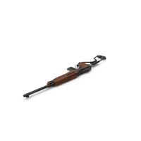 Carbine M1A1 Folding Stock PNG & PSD Images