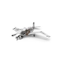 Crashed Small Aircraft PNG & PSD Images