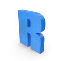 Alphabet Fridge Magnet R PNG & PSD Images