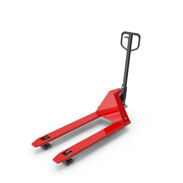 Hand Pallet Truck PNG & PSD Images