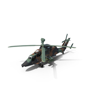 Eurocopter Tigre PNG & PSD Images