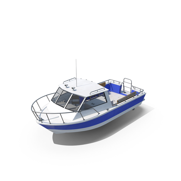 Fishing Boat PNG & PSD Images