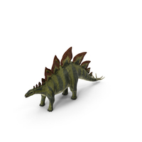 Stegosaurus PNG & PSD Images